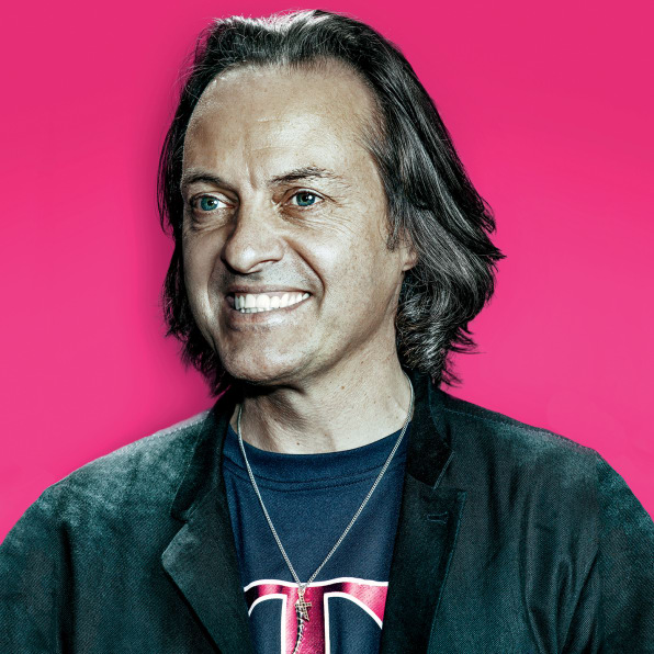 Who The Is This Guy John Legere S Strategy For Taking New Cust