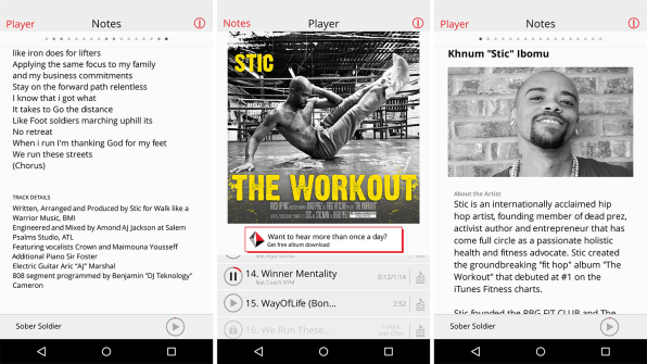 Ex-Google Play Exec Launches A Music-Streaming Platform