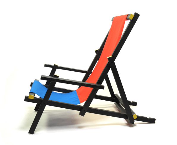 Soak Up The Sun In A Beach Chair That Riffs On A Rietveld Classic