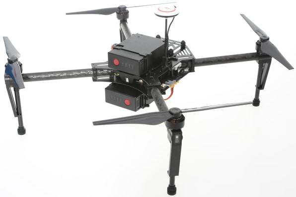 Pilots Could Fly DJI's New M100 Drone For Developers Using