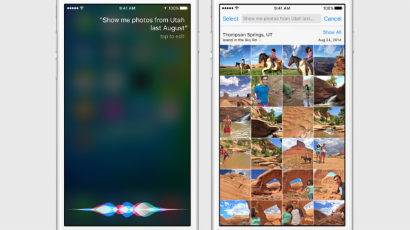 "The New Siri: Smarter, More ""Proactive"""