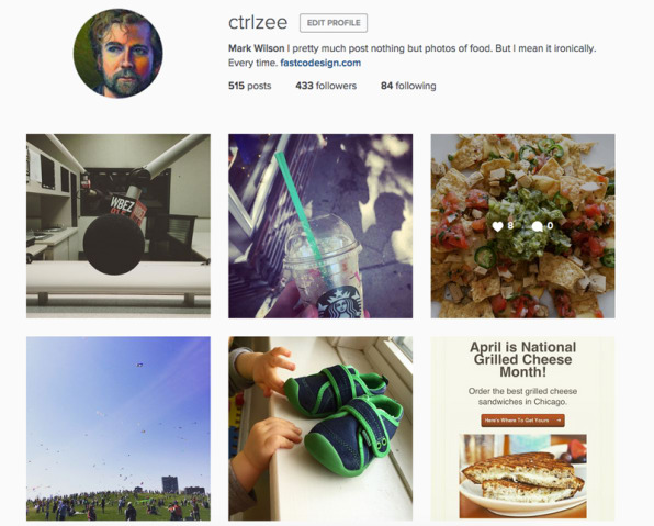 Instagram's New Design Has Bigger Images (And Room For Ads)