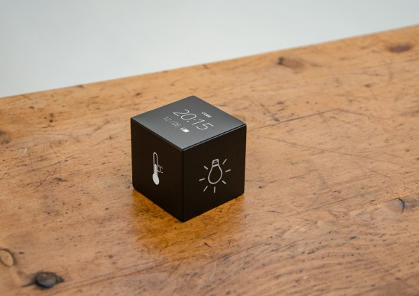 Is The Future Of Home Automation A Simple Black Cube?