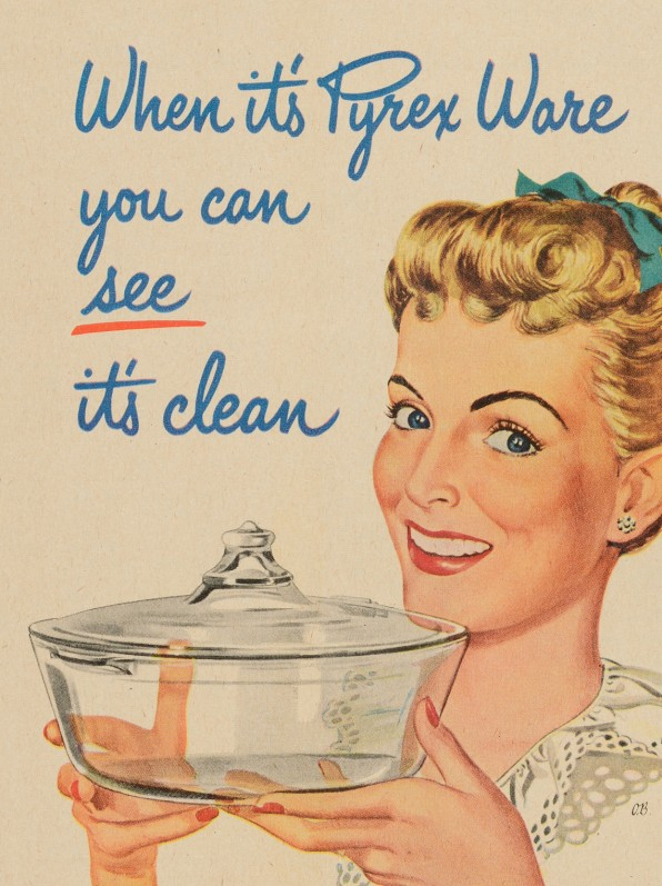 How Pyrex Transformed The Way We Cook
