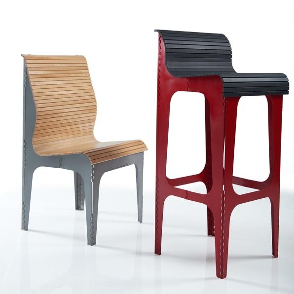 Astonishing Mit Robotics Grad Develops Furniture That Pulls A Ibusinesslaw Wood Chair Design Ideas Ibusinesslaworg