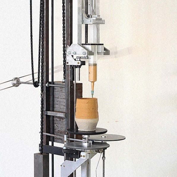 Make Things By Hand Again With This Mechanical 3-D Printer