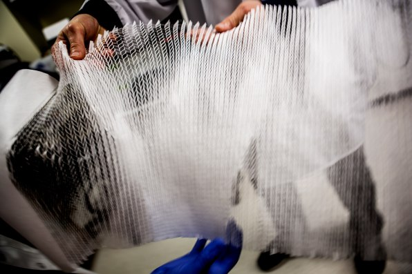 Japanese Paper-Cutting Is The Future Of Flexible, Bendable