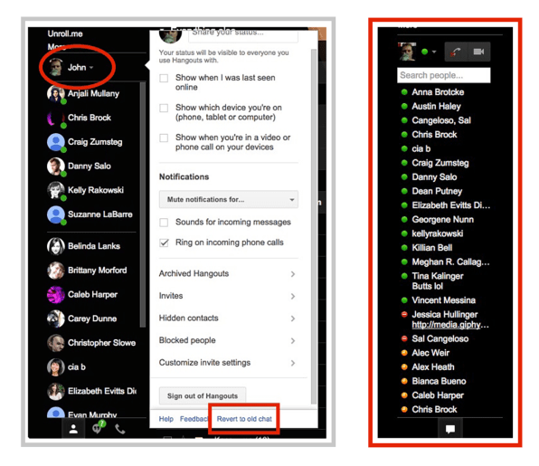 How To Turn Off Gmail's Sucky Hangouts And Get The Old Chat