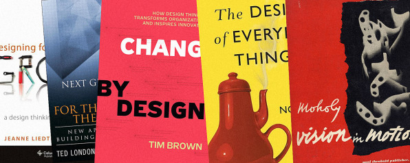 35 Books Every Designer Should Read