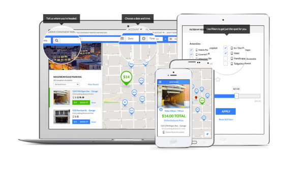 The App Economy's Newest Challenge: Making Parking Less Painful