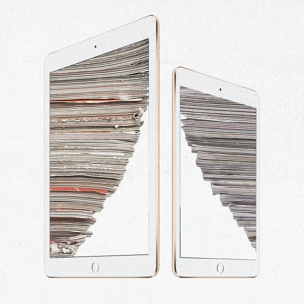 Apple Saves Publishing… For Itself