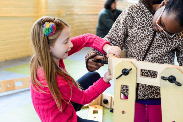 The Case For Letting Kids Design Their Own Play