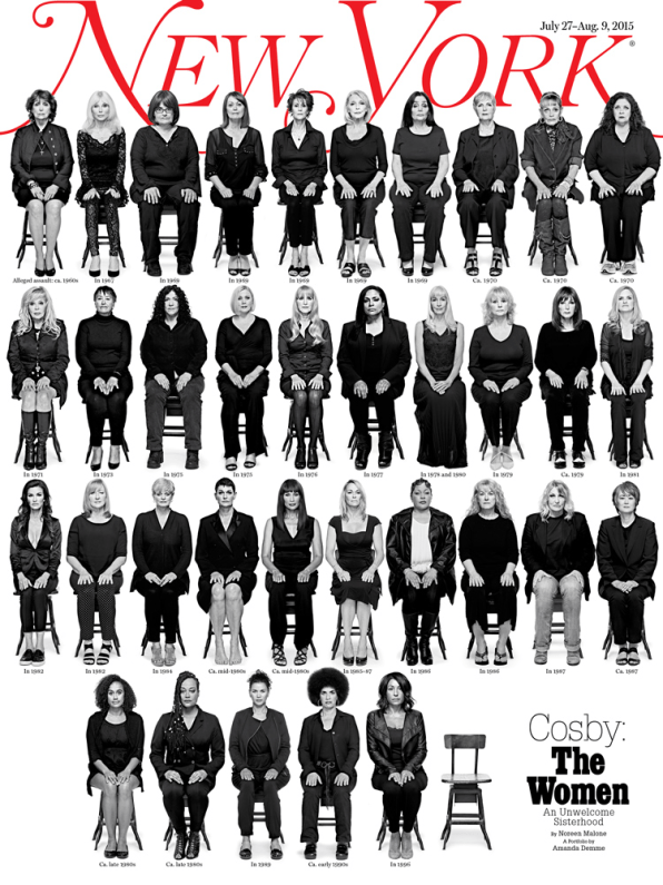 The Story Behind New York Magazine's Powerful Cosby Cover
