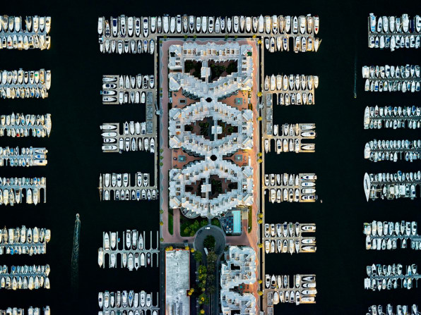 Aerial Photographs Reveal The Gorgeous Geometry Of L.A. And NYC