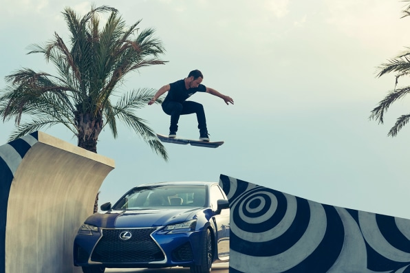 Great Scott! Turns Out That Lexus Hoverboard Is Very Real And It Really Works