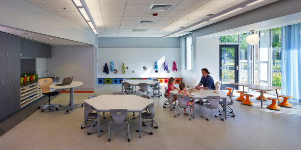 How Smarter School Architecture Can Help Kids Eat