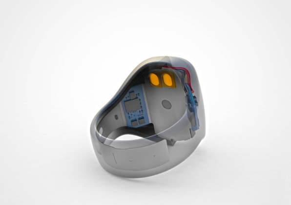 This Sleek, Sleep-Tracking Ring Will Nudge You To A