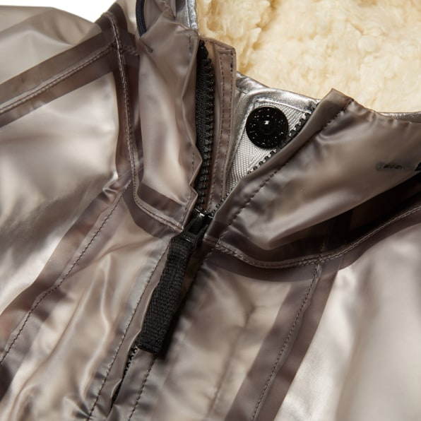 Stone Island's Latest Jacket Takes A More Transparent Approach To Fashion