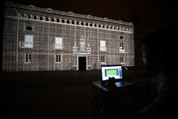 How Do You Make Projection Mapping Even Trippier? Just Add 3
