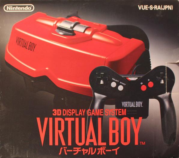 Image result for nintendo virtual boy