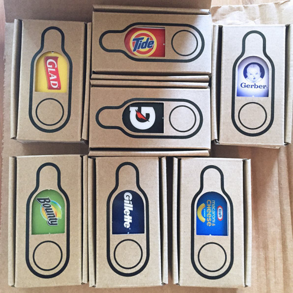 Life With The Dash Button: Good Design For Amazon, Bad Design For Everyone Else