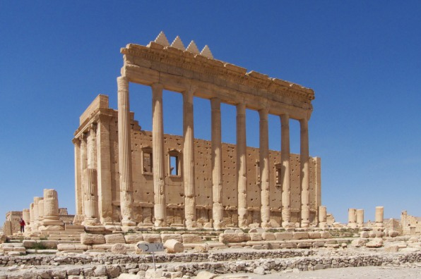 ISIS Destroys One Of Syria's Most Important Ancient Landmarks
