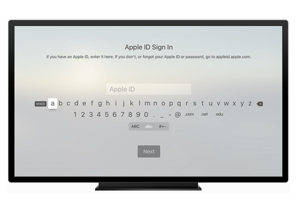 """Four Fun Design Flourishes In Apple TV's New """"tvOS"""""""