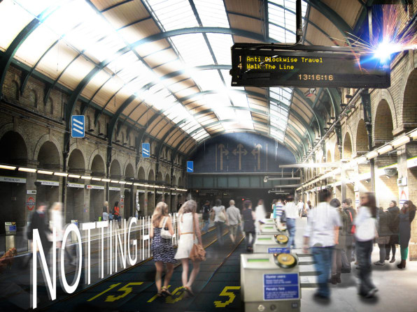Yanking Out The Underground Tracks Is One Way To Solve Urban Mobility Problems In London