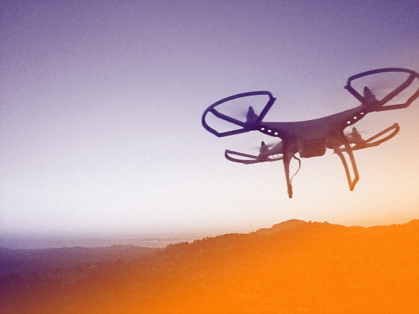 U K  Convicts Its First Drone Criminal