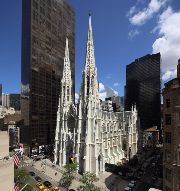 How To Give An Iconic 136-Year-Old Cathedral A $177 Million Overhaul