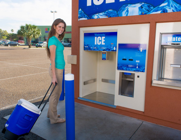 These Vending Machines Dispense Clean Water–For A Price