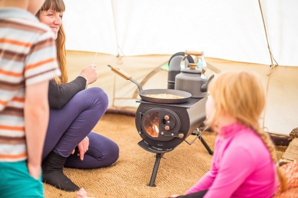 The Ultimate Portable Woodburning Stove