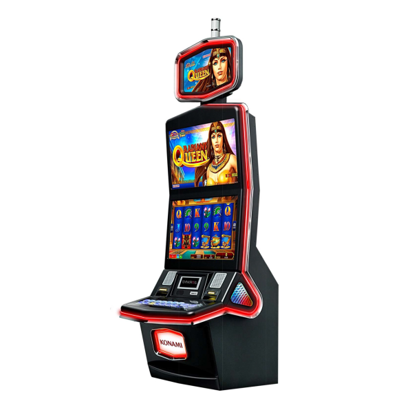 Need A Winning Design For A Slot Machine? Look To The Health