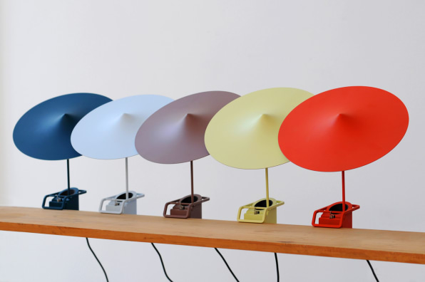 Put This Clever Lamp From French Designer Inga Sempé Anywhere