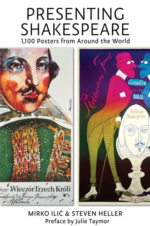 1,100 Creative Ways Artists And Graphic Designers Interpret Shakespeare