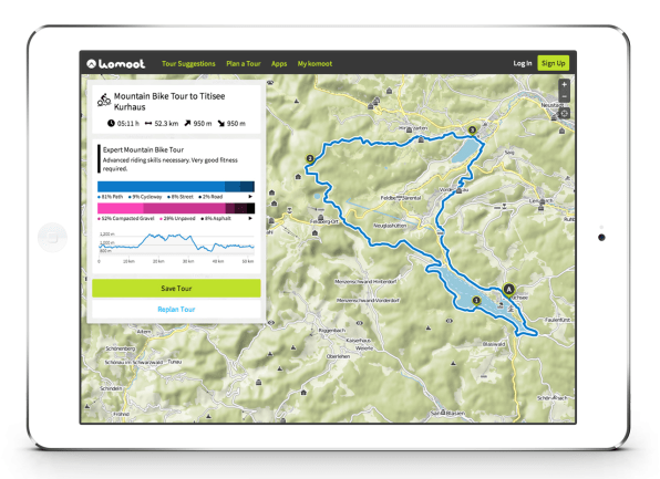 Best Bike App >> How Komoot Built The Best Bike Route Mapping App