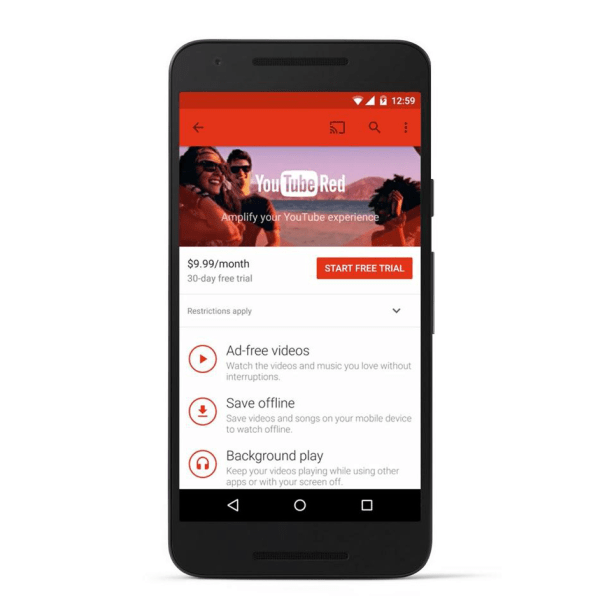 YouTube Inches Toward Netflix With Its New Paid Subscription Tier