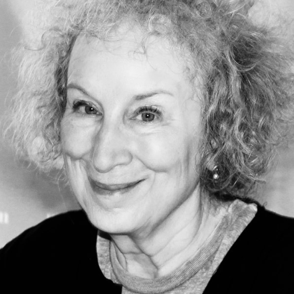 Margaret Atwood On How Tech Influences Creativity