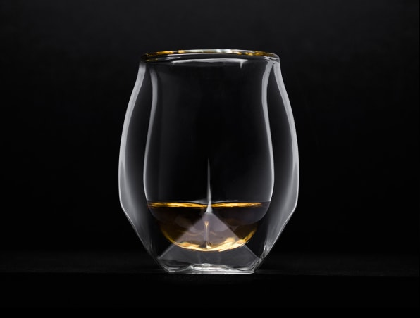 A Whiskey Glass That Combines The Best Aspects Of The Snifter And Tumbler In One