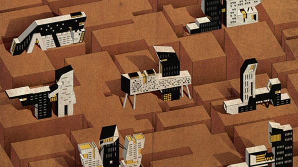 Kama Sutra Architecture, Because Buildings Need Love, Too