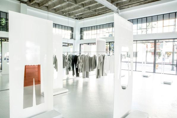 The Coolest Pop-Up Shop We've Ever Seen