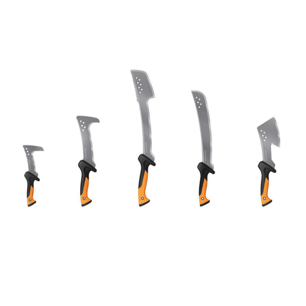 Your Toolbox Is Hopelessly Inadequate Without Fiskars's Reengineered Hammer and Machete
