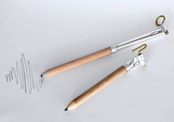 7 Whimsical Ways To Redesign The Pencil