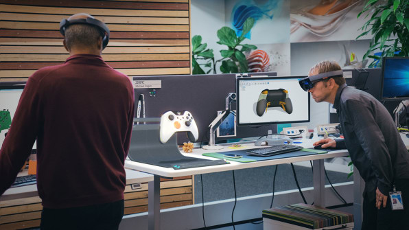 How Microsoft's HoloLens May Change Everything For