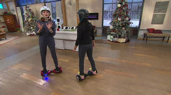Don't Gift A Hoverboard This Christmas
