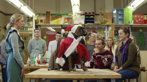 Why Christmas Is The Best Holiday.Why Christmas Is The Super Bowl Of British Advertising