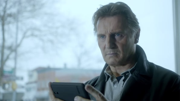 Clash Of Clans And Angry Liam Neeson Lead YouTube's Top Ads