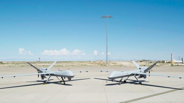 Meet The New Mavericks: An Inside Look At America's Drone