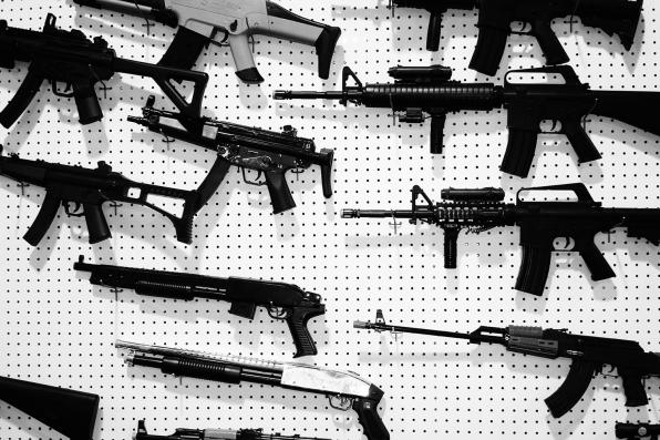 Do People Really Buy Guns On The Dark Web?