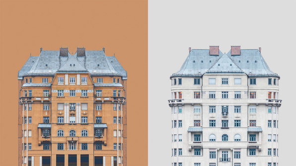 These Photos Of Perfectly Symmetrical Buildings Would Make Wes Anderson Squeal